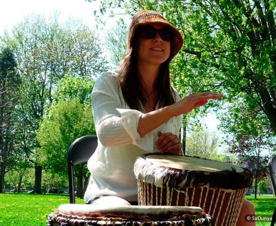 Open Community Drum Circle - 7 /20