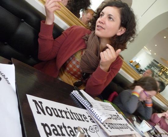 11 /30 Lancement des Incroyables Comestibles de Nancy