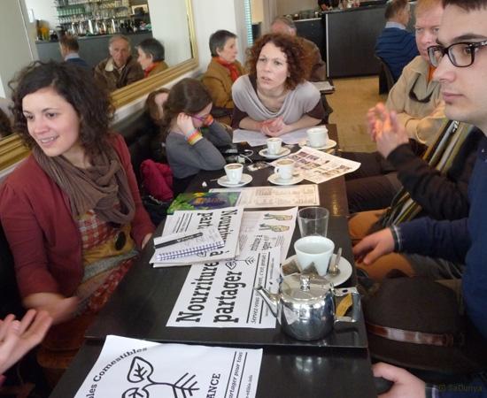 12 /30 Lancement des Incroyables Comestibles de Nancy
