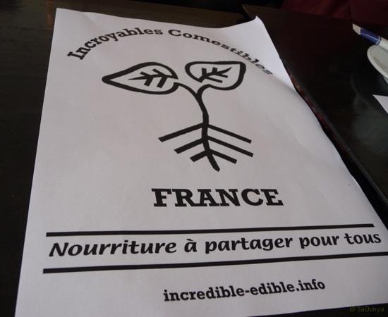 15 /30 Lancement des Incroyables Comestibles de Nancy