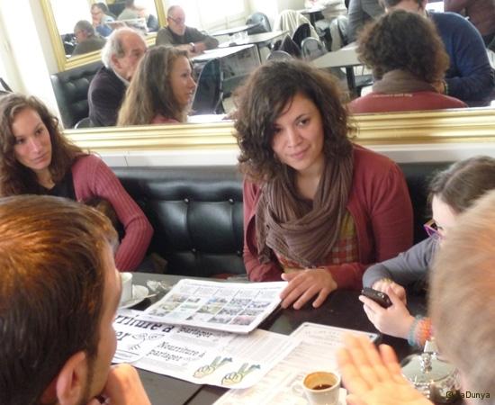 25 /29 Lancement des Incroyables Comestibles de Nancy