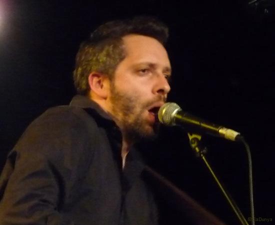 12 - Lionel Grob au Tremplin de la chanson 2013 - 12/14