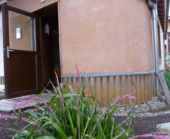 11 /16 - Visite guidée au Hameau des Buis avec Mamie