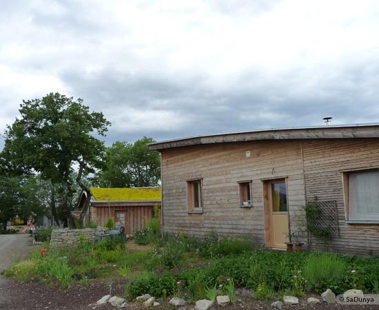 6 /16 - Visite guidée au Hameau des Buis avec Mamie