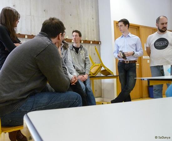 10 /14 - Manon Carre au Startup Weekend de Nancy