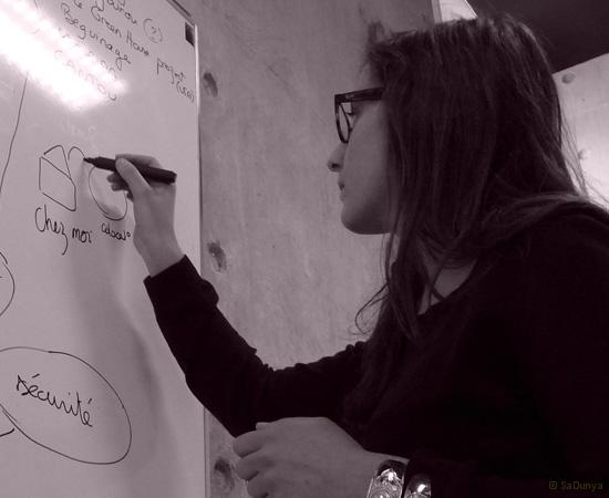 3 /14 - Manon Carre au Startup Weekend de Nancy