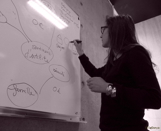 4 /14 - Manon Carre au Startup Weekend de Nancy