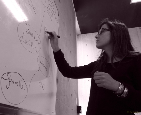 5 /14 - Manon Carre au Startup Weekend de Nancy