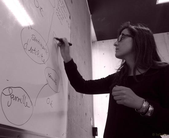 5 /14 - Manon Carre au Startup Weekend de Nancy