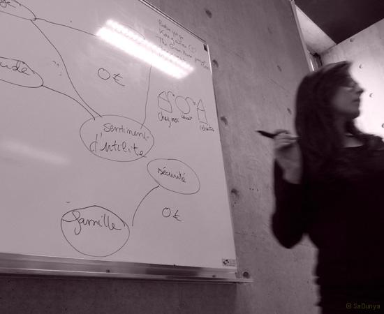 6 /14 - Manon Carre au Startup Weekend de Nancy