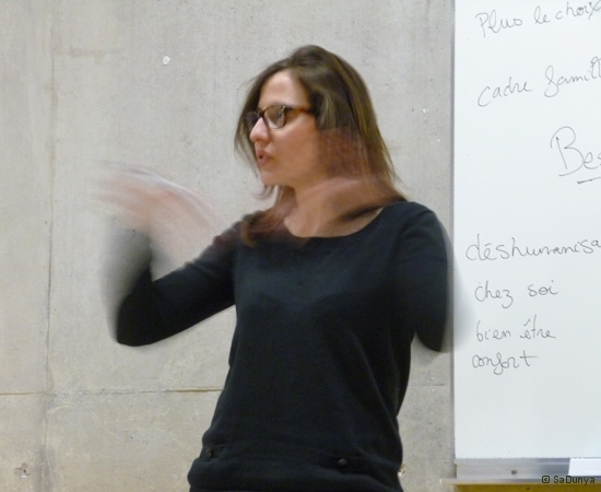 7 /14 - Manon Carre au Startup Weekend de Nancy