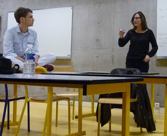 8 /14 - Manon Carre au Startup Weekend de Nancy