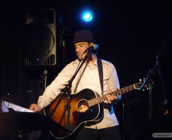 14 /21 - Marcel Van Dam au Clou du spectacle