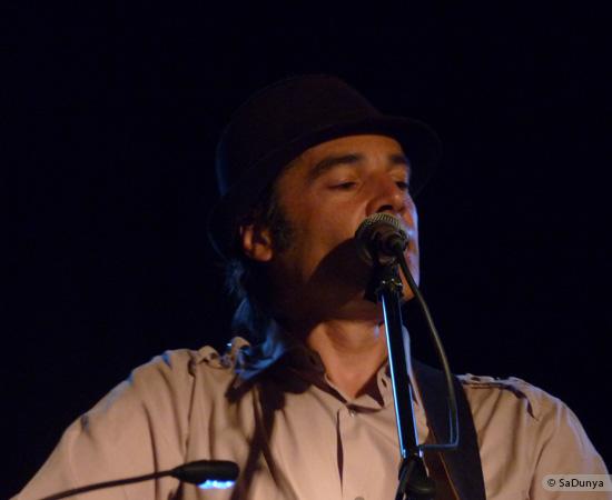4 /21 - Marcel Van Dam au Clou du spectacle