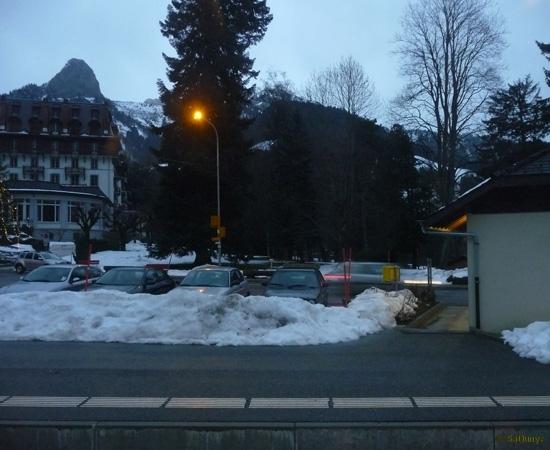 Voyage à bord du MOB (Montreux-Oberland-bernois) - 15/15