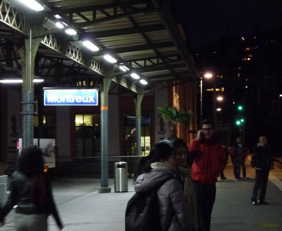 Voyage à bord du MOB (Montreux-Oberland-bernois) - 12/15