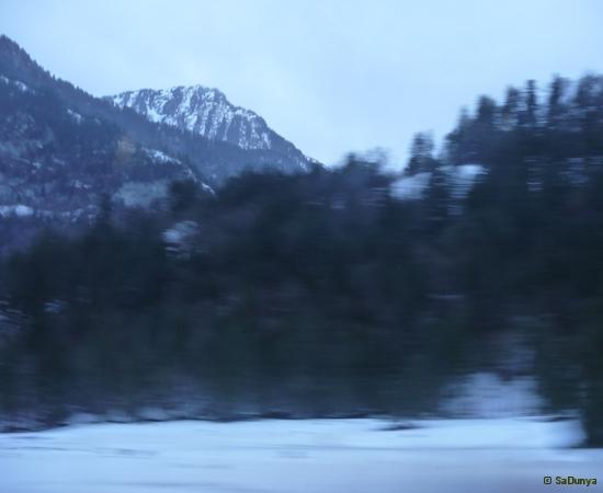 Voyage à bord du MOB (Montreux-Oberland-bernois) - 9/15