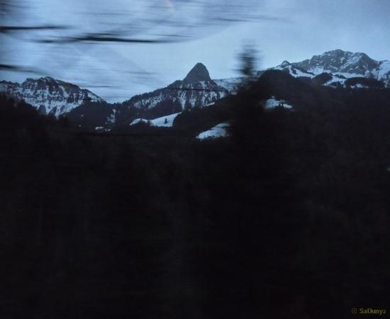 Voyage à bord du MOB (Montreux-Oberland-bernois) - 6/15