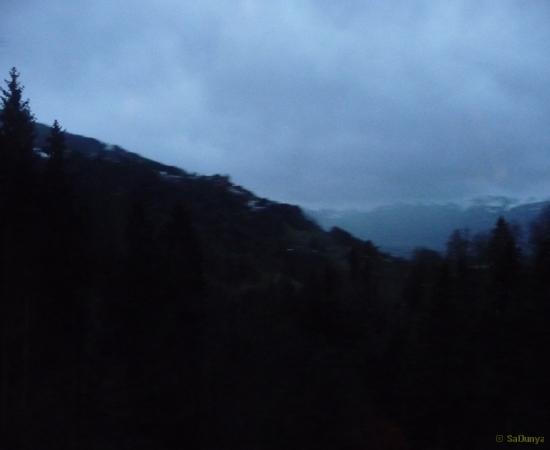 Voyage à bord du MOB (Montreux-Oberland-bernois) - 5/15