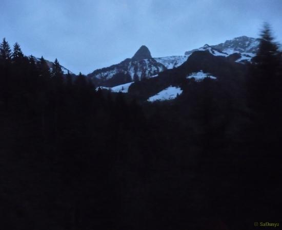 Voyage à bord du MOB (Montreux-Oberland-bernois) - 4/15