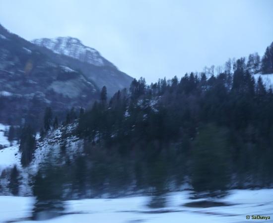 Voyage à bord du MOB (Montreux-Oberland-bernois) - 1/15