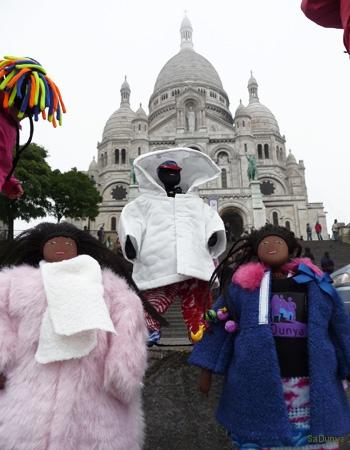 Montmartre, Paris, France - 2/20