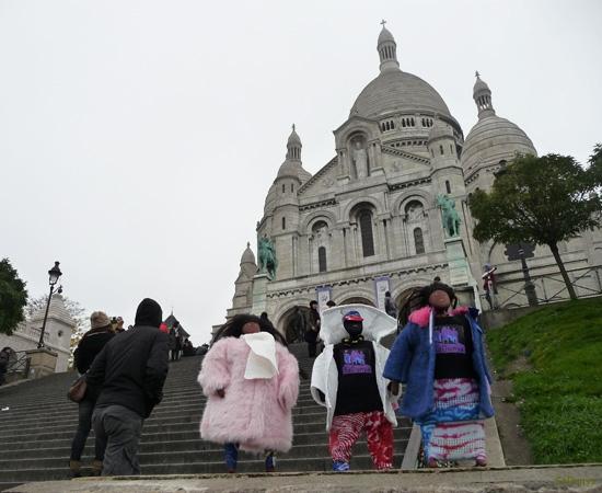 Montmartre, Paris, France - 6/34
