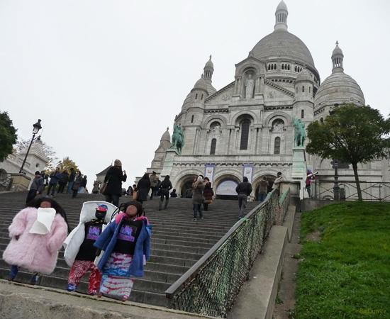 Montmartre, Paris, France - 7/20