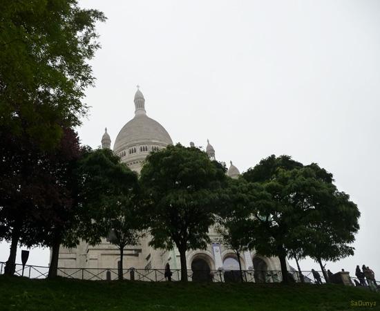 Montmartre, Paris, France - 11/20