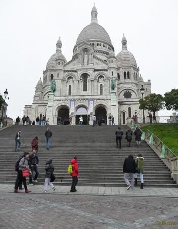 Montmartre, Paris, France - 14/20