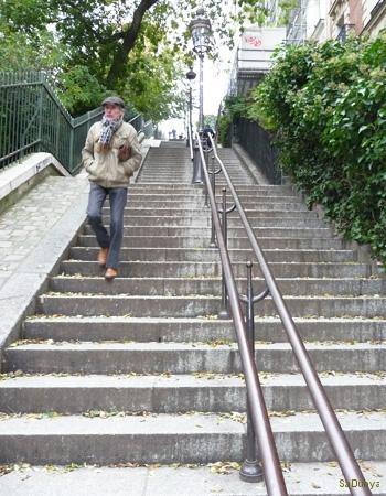 Montmartre, Paris, France - 15/20