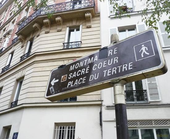 Montmartre, Paris, France - 17/20