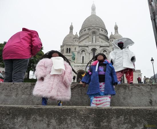 Montmartre, Paris, France - 20/20