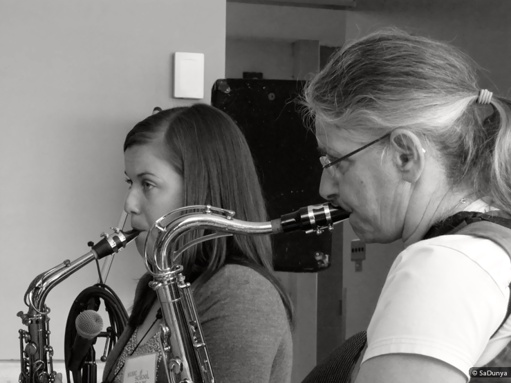 Caitlin Barton Saxophone Teacher ...?