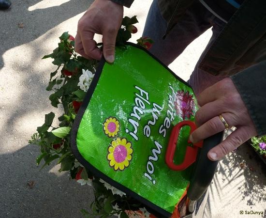 5 /23 Fleurs Jardins et Anaïs
