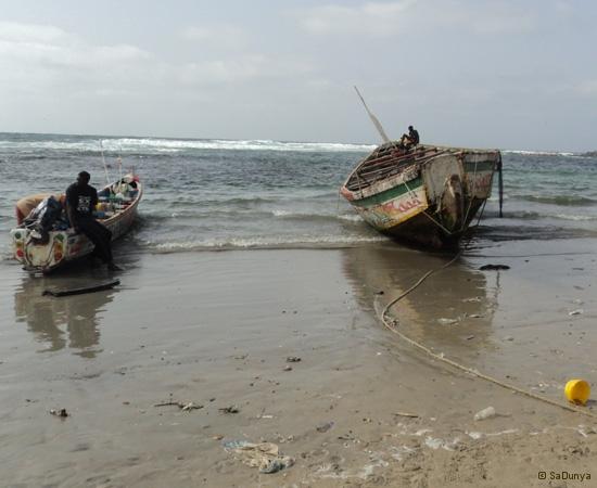 10 /25 - Nettoyage de la plage de Yoff (action)