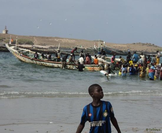 11 /25 - Nettoyage de la plage de Yoff (action)
