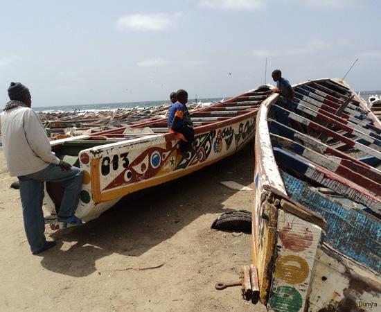 17 /25 - Nettoyage de la plage de Yoff (action)