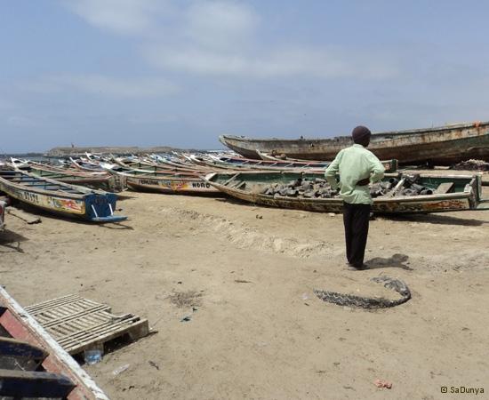 18 /25 - Nettoyage de la plage de Yoff (action)