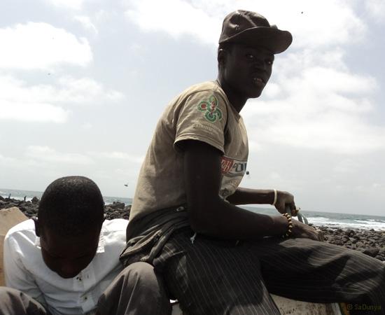 19 /25 - Nettoyage de la plage de Yoff (action)
