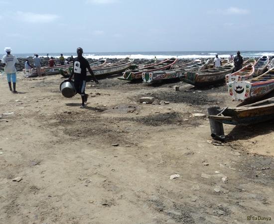 1 /14 - Nettoyage de la plage de Yoff (propre)