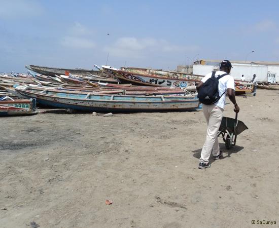 10 /14 - Nettoyage de la plage de Yoff (propre)