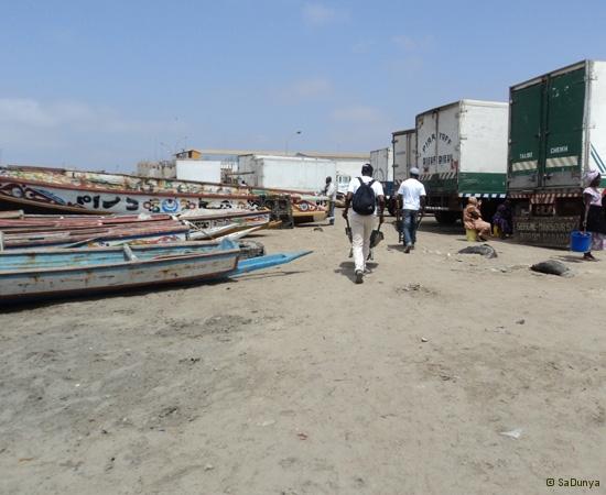 11 /14 - Nettoyage de la plage de Yoff (propre)