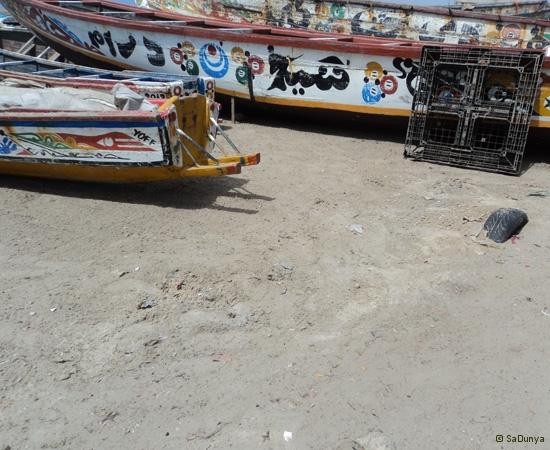 6 /14 - Nettoyage de la plage de Yoff (propre)