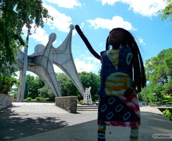 10 /28 - Parc jean drapeau Montréal