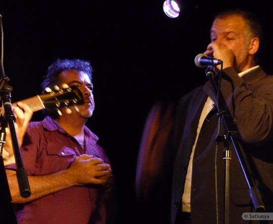 11 /24 - Paul Lassey joue avec Deep River au Clou