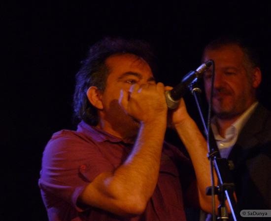 12 /24 - Paul Lassey joue avec Deep River au Clou
