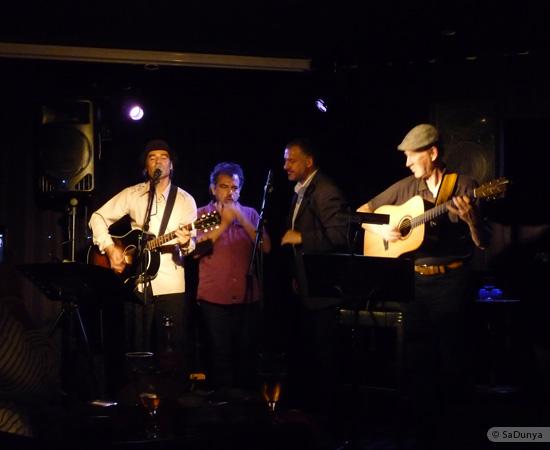 18 /24 - Paul Lassey joue avec Deep River au Clou