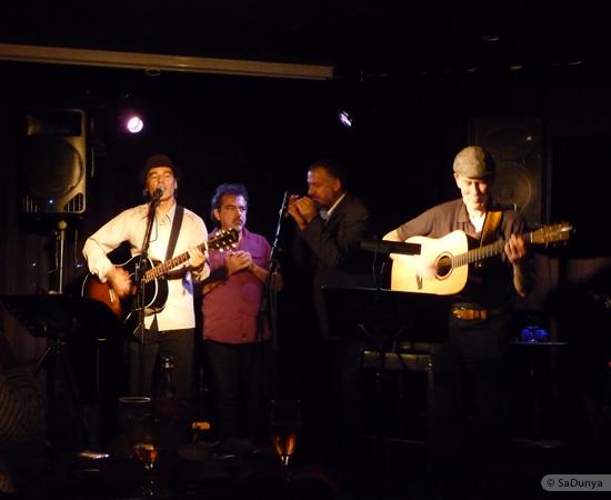 20 /24 - Paul Lassey joue avec Deep River au Clou
