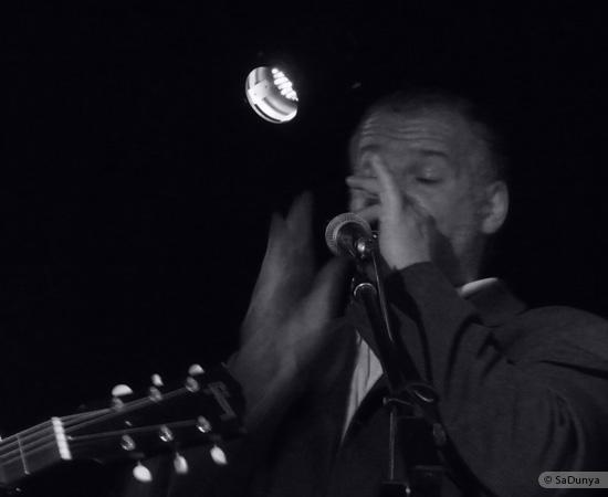 7 /24 - Paul Lassey joue avec Deep River au Clou